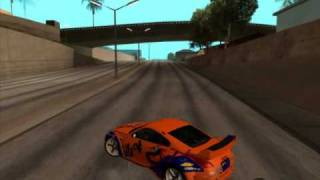 """This video was made by myself based on the Malaysian racing film, """"Evolusi KL Drift 2"""". GTA San Andreas version of Evo. KL Drift..."""