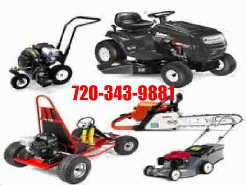 Push Lawn Mower Repair Aurora | 720-298-6397