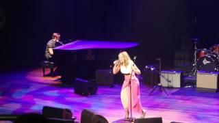 Lauren Alaina with Seth Ennis --  Three