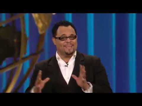 """Israel Houghton preaching at Lakewood Church – """"The Power of Yes"""" pt. 1 of 3"""