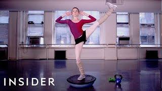 Video The Extreme Workout Regimen Of A Professional Ballerina MP3, 3GP, MP4, WEBM, AVI, FLV Maret 2019