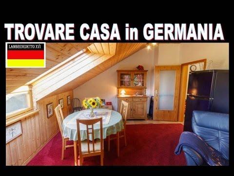 come trovare un appartamento in germania?