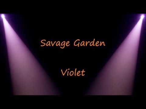 Savage Garden - Violet lyrics