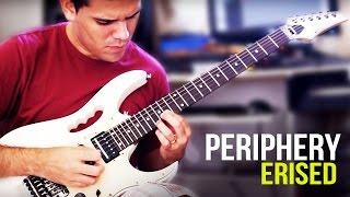Periphery - Erised - Aula de guitarra com Diogo Henrique