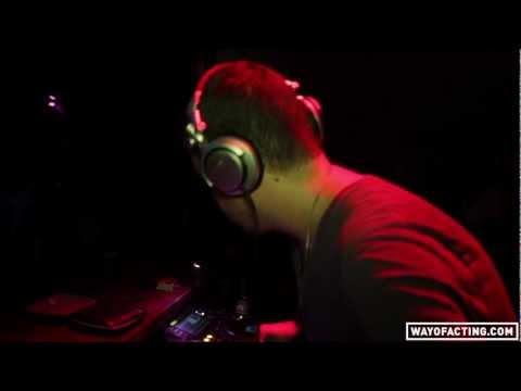 Jeff Button - Footwork Nightclub - September 1, 2012 - WAY OF ACTING