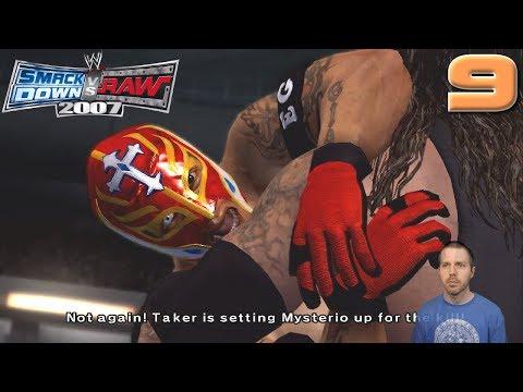 WWE SmackDown vs. Raw 2007 (SD Side): Season Mode #9