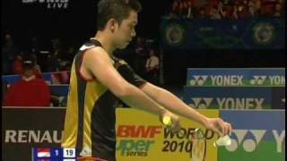 Video [9/9] Quart de finale SH : Peter Gade vs Taufik Hidayat (All England 2010) MP3, 3GP, MP4, WEBM, AVI, FLV September 2018