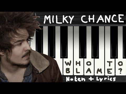 Tekst piosenki Milky Chance - Who to blame po polsku