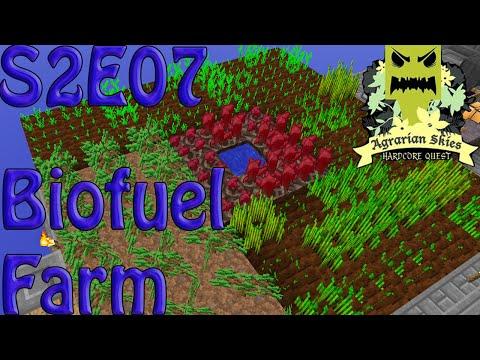 BioFuel Farm - Episode 7 Season 2 - Agrarian Skies: Hardcore Quest