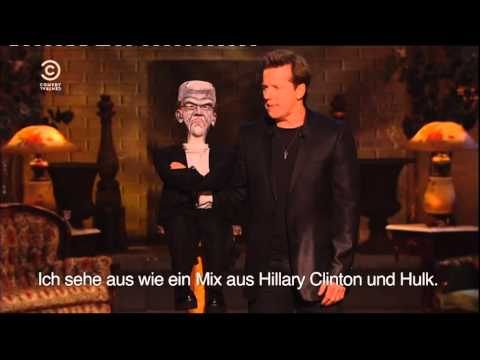 Jeff Dunham - Minding the Monsters - Comedy Central Deutschland