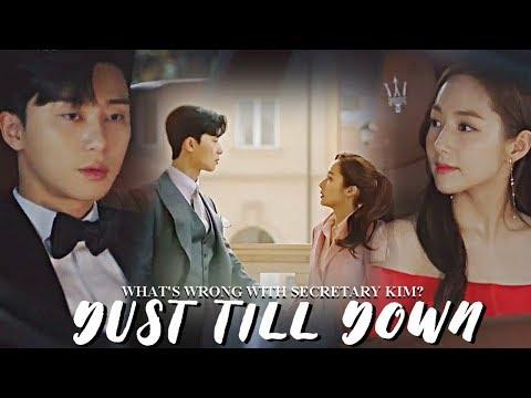 What's wrong with Secretary Kim? (MV)- Dusk till dawn