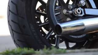 7. 2013 Iron 883 Review - Preview Harley Davidson Sportster - NYC