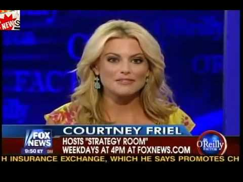 Bill O'Reilly, Courtney Friel & Jane Skinner - ESPN's Erin Andrew's Peephole Video - News Or Porn?