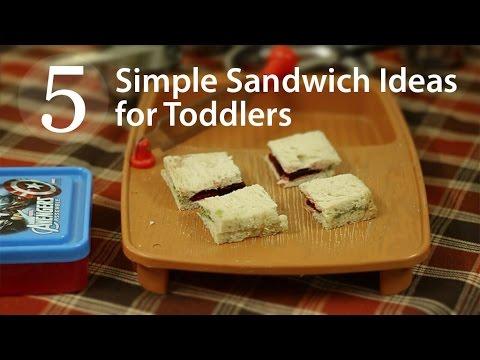 5 Simple Sandwich Recipes