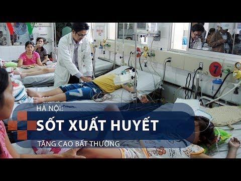 Hà Nội: Sốt xuất huyết tăng cao bất thường | VTC1 - Thời lượng: 3 phút.