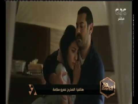 """عمرو سلامة يتحدث عن ظاهرة مضحكة في تصوير """"طايع"""""""