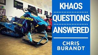 6. 2020 Polaris Khaos RMK questions answered!