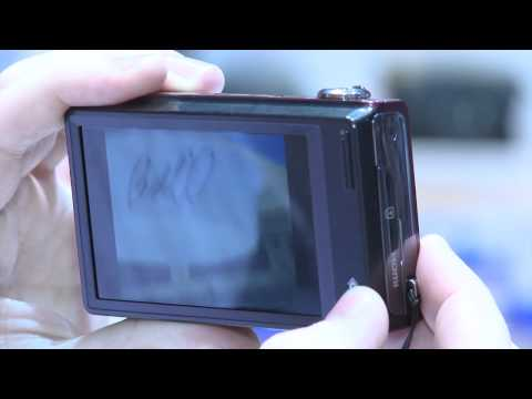 Samsung WB210 camera at CES 2011 - Which? first look review
