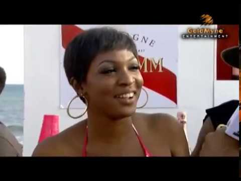 Lynxxx -- African Bad Girl Ft  Banky W [Behind the scenes)