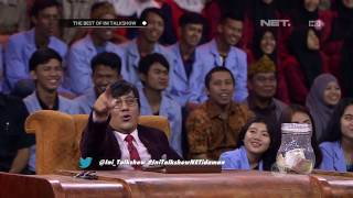 Video The Best Of Ini Talk Show - Sule Emosi Sendiri Ajarin Pak Bolot Nyanyi MP3, 3GP, MP4, WEBM, AVI, FLV April 2017