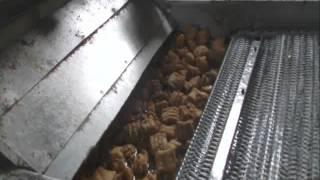 Chin Chin Snack Production Line  namak para line namkeen line