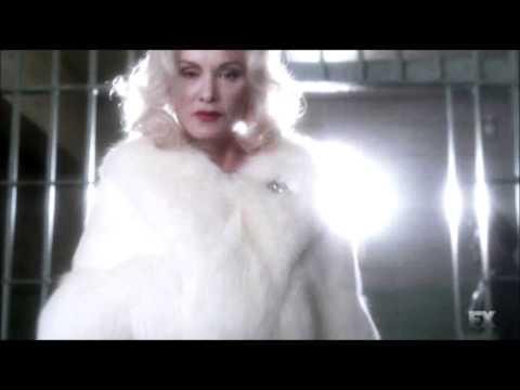Singing - American Horror Story Freak Show Season 4 4x03 Edward Mordrake Part 1 Jessica Lange (Elsa Mars) Singing Gods And Monsters by Lana Del Rey (iTunes version) Full Audio Author of video: Karl...
