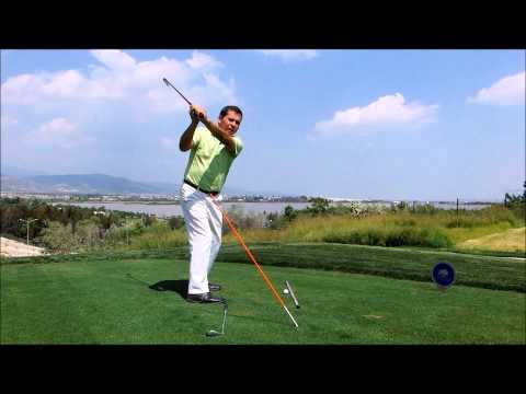 GOLF LESSONS – DOWNSWING – COME INSIDE 1 (FIX OVER THE TOP, SLICE)