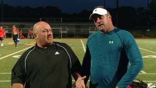 Casey and The Sports Doctor: Football passing league and Waterford softball
