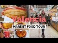 Download Lagu Spanish Food Tour at Central Market in Valencia, Spain Mp3 Free