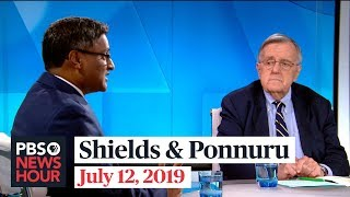 Video Mark Shields and Ramesh Ponnuru on Democratic divisions, citizenship data MP3, 3GP, MP4, WEBM, AVI, FLV Juli 2019