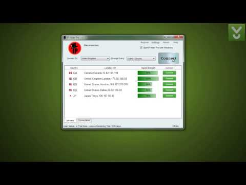 IP Hider Pro - Protect and anonymize your Web surfing - Download Video Previews