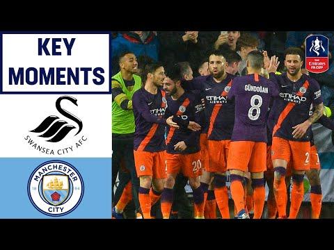Swansea 2-3 Man City | Key Moments | Emirates FA Cup 18/19 - Thời lượng: 2:17.