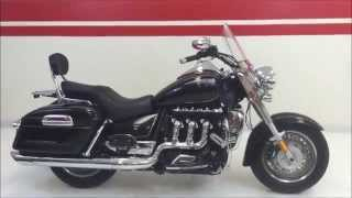 5. 2015 Triumph Rocket III Touring (ABS) GREAT DEAL!
