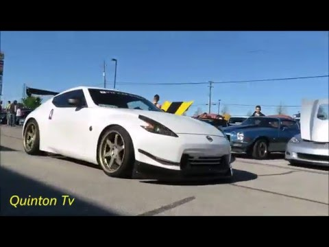 Cars & coffee Killeen. April 2016.