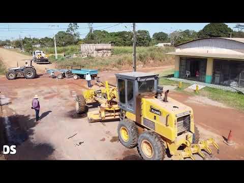 A Prefeitura Municipal de Apiacás realiza varias melhorias no Residencial Sueli Pastorello 1 e 2.