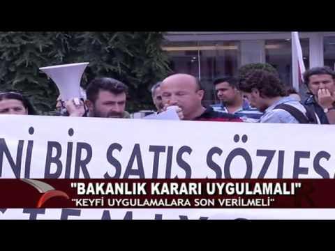 """""""KEYFİ UYGULAMALARA SON VERİLMELİ"""""""