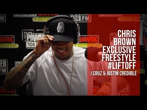 freestyle - Chris Brown drops epic freestyle over ScHoolboy Q's