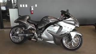 10. 101681   2009 Suzuki Hayabusa GSX1300R Used motorcycles for sale