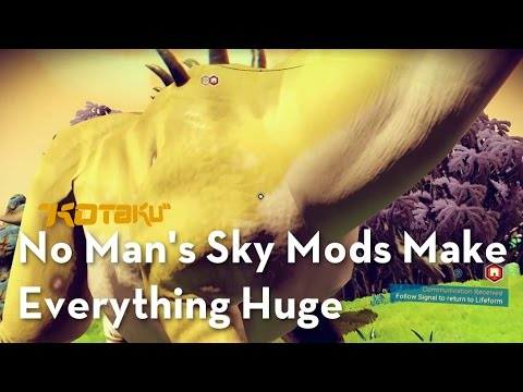 hello-games kotaku-video mods no-mans-sky video