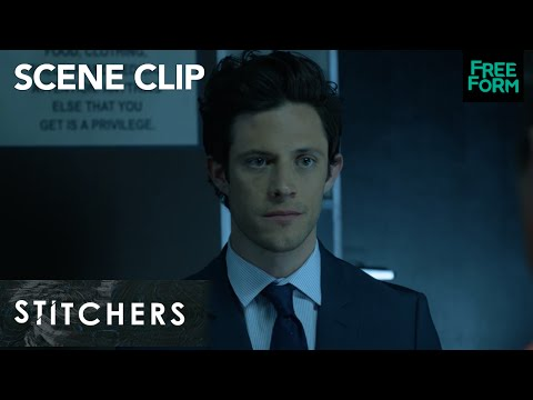 Stitchers | Season 3, Episode 5: Cameron Remembers His Father's Arrest | Freeform