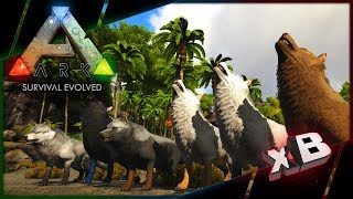 The Wolf Pack! :: Let's Play ARK: Survival Evolved :: E28