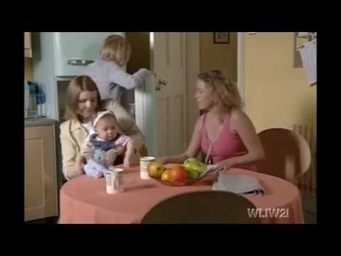 EastEnders - Phil pushes Lisa out of Louise's life (20th-23rd September 2002)