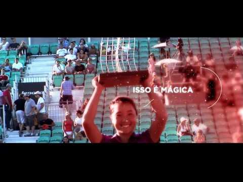 Rio Open 2015 - O maior torneio de tênis da América do Sul