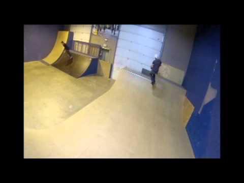 GOPRO HERO 3 Black - Skatepark in Anchorage, Alaska