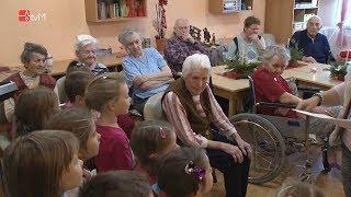 Adventní čas v Domově pro seniory Lidická 01