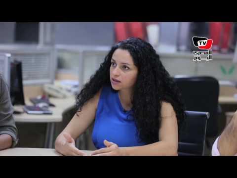 عايدة سعودي عن «إنيرجي»: لانتحدث في السياسة.. وليس لدينا «خطوط حمراء»