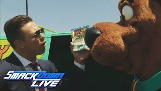 Nonton The Miz Insults Scooby Doo  Smackdown Live  Aug  9  2016 Film Subtitle Indonesia Streaming Movie Download