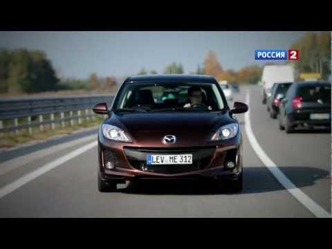 Mazda 3 Тест-драйв Mazda3 FL // АвтоВести 31