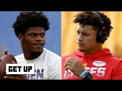 Video: Ravens vs. Chiefs will reveal how good Lamar Jackson is – Emmanuel Acho | Get Up