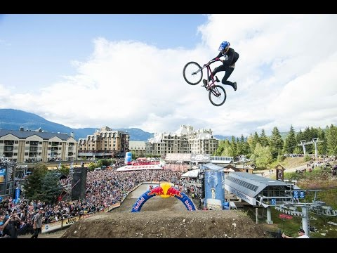 from - Ride over to http://win.gs/1lxRNQQ for more MTB action! Red Bull Joyride is know as the Super Bowl of slopestyle mountain biking, the most sought after win in the entire Crankworx series. If...